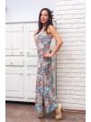 Дълга рокля с цепки